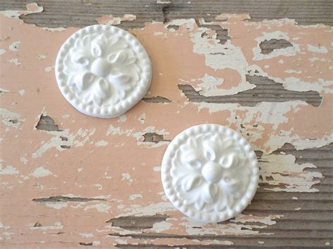 shabby chic rosettes shabby chic architectural carved rosettes flexible 5 95 no