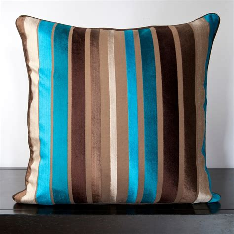 turquoise and brown pillows brown and turquoise pillows great home decor recommendations of washing cotton turquoise pillows