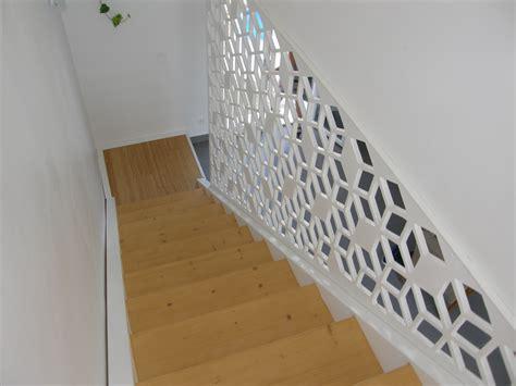 decorer un escalier en bois le garde corps ou comment d 233 corer votre escalier avec go 251 t