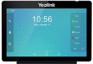 Yealink T56a Android Smart Media Phone