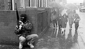 The Troubles Of Northern Ireland In One Stunning Photo