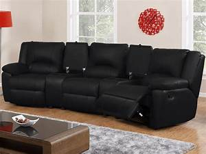 canape 3 places et fauteuil relax cuir 3 coloris aroma With canapé cuir 3 places relax