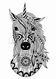 Image result for unicorn mandala svg | Crafts - Cricut | Unicorn coloring pages, Unicorn art