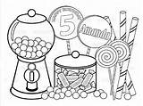 Coloring Pages Sweets Candy Skittles Candyland Printable Sweet Easter Gingerbread Sheets Sheet Adults Getcolorings Drawing Getdrawings Popular Coloringhome sketch template