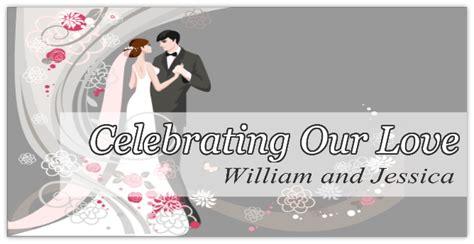 wedding banner  wedding banner templates design