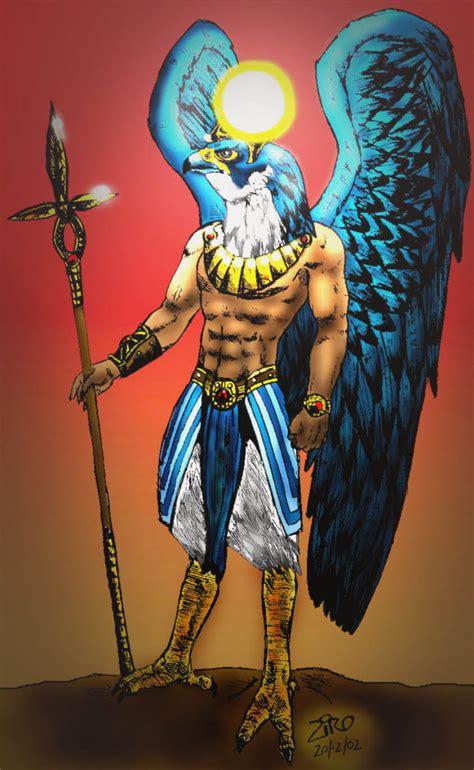Der bewusste Freigeist: Horus - Son of Sun-Gods