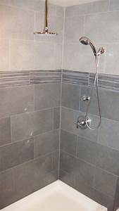 Wonderful, Shower, Tile, And, Beautiful, Lavs