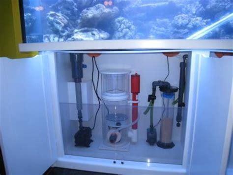 materiel necessaire pour aquarium eau de mer