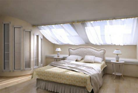 Gardinen Für Dachfenster by 1001 Ideen F 252 R Dachfenster Gardinen Und Vorh 228 Nge