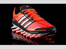 New Adidas Shoe Features Plastic Springs Runner's World