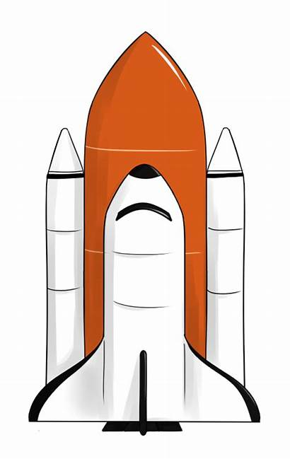Nasa Spaceship Space Shuttle Clipart Clip Ship