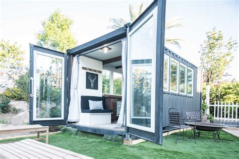 types of house plans light filled shipping container house cost just 36k to