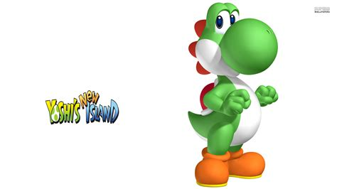 6 Yoshis New Island Hd Wallpapers Backgrounds
