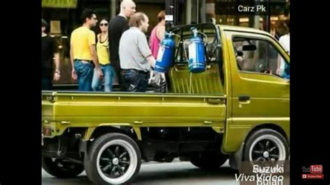 Suzuki Mega Carry Modification by Suzuki Bolan Carry Daba Modification In Pakistan