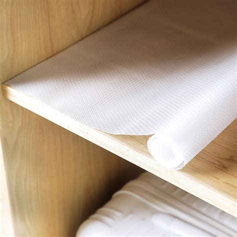 Cupboard Liner by Clear Waterproof Cupboard Cabinet Shelf Drawer Liner