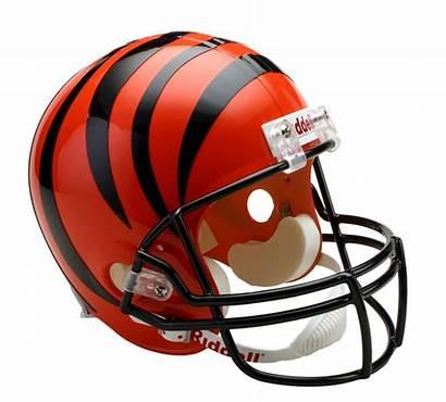 Helmet Bengals Nfl Cincinnati Football American Background