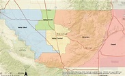Kern County Valley Fever Cases by Region | Kern County ...