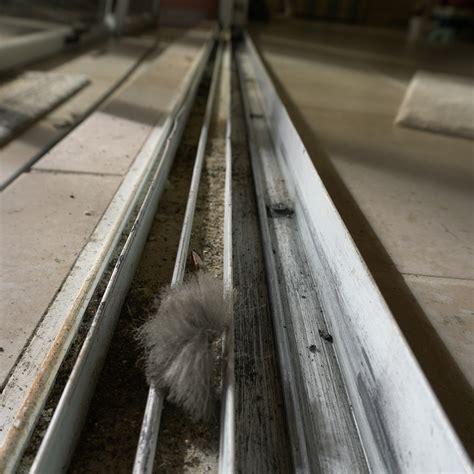 sliding door repair sliding door roller track repair replacement