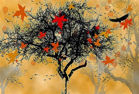 Free Animated Fall Wallpaper - animated fall screensavers wallpaper free hd wallpapers