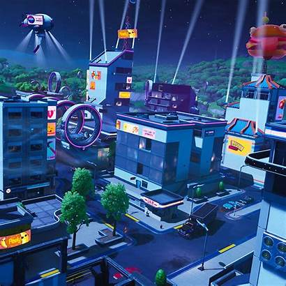 Fortnite Tilted Neo Wallpapers Update Cave Telecharger