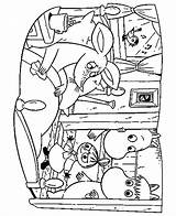 Moomins Pages Coloring Maniac Template sketch template
