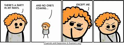 Masturbation Explosm Comics Happiness Cyanide Animated Losers