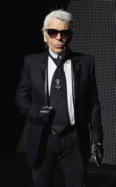 Karl Lagerfeld Slams Models Who Complain About Groping | E ...