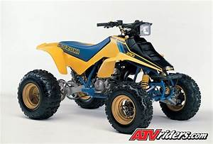 1986 Suzuki 250 Quadsport  This Is The One I Wanted