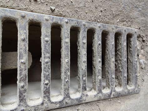 floor drain backup tutorial helpful information