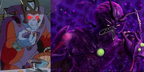 Every Tmnt Villain, Ranked Worst To Best