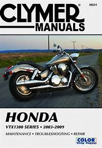 Honda Vtx1300 Series Motorcycle  2003