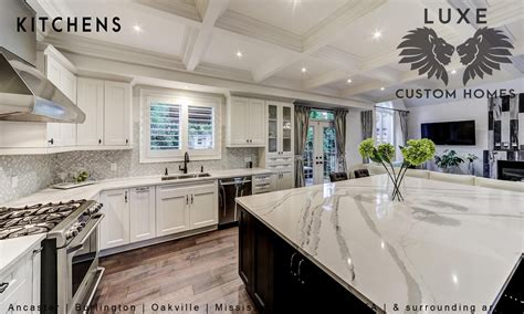Kitchen Remodeling  Luxe Custom Homes & Renovations