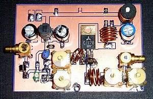 Ba1404  1 3w Vhf Rf Amplifier 2sc1970 88