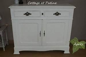 Relooking Meuble Ancien : cottage et patine l 39 atelier boutique ~ Melissatoandfro.com Idées de Décoration