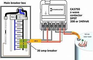 Rv 50 Amp Breaker Wiring Diagram