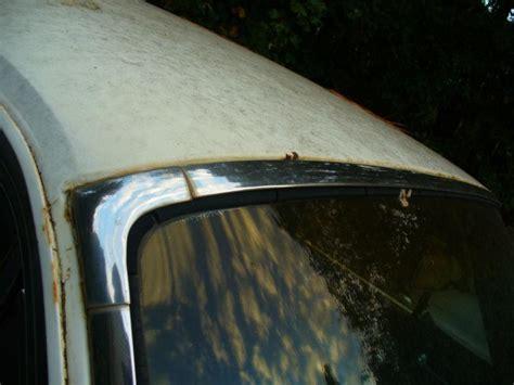 buy  mercury comet original chrome windshield molding