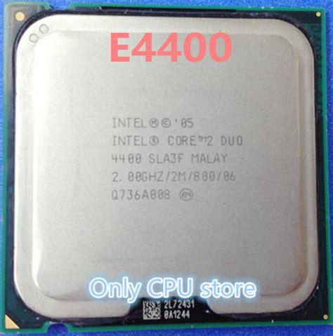 Processor 2 Duo E4400 2 0 Ghz free shipping e4400 for intel 2 duo processor e4400