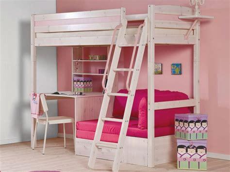 mezzanine ado bureau chambre fille avec lit mezzanine paihhi com