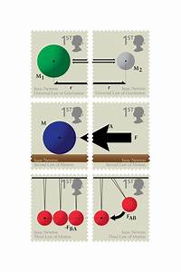 Isaac Newton Stamps  Rsa Entry  On Behance
