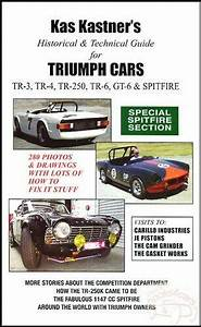 Kastner Historical Technical Guide Triumph Book Manual