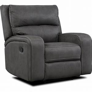 Burke Manual Reclining Sofa And Recliner Set