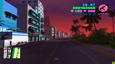 Square Radar For Gta Vice City