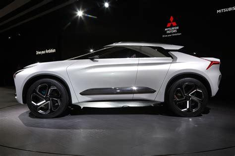 Mitsubishi Concept by Five Key Details Of The Mitsubishi E Evolution Concept