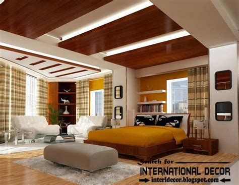 Modern Bedroom Ceiling Design Ideas 2015 by Contemporary Pop False Ceiling Designs Lighting For