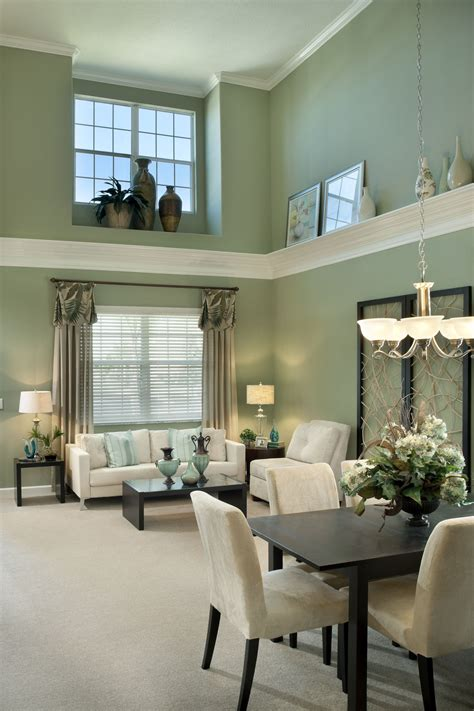 Creative Ceiling In A Room by The High Ceilings In The Truman Model Give You More Room