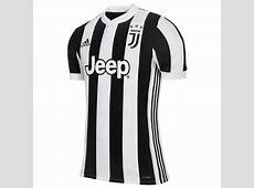 Match Version Juventus 201718 Home Shirt Soccer Jersey