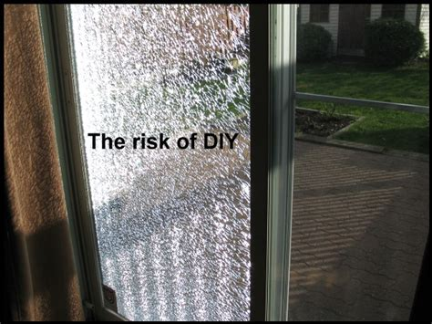 Diy  Removing Condensation From Inside A Thermal Pane
