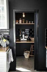 Wandfarbe Küche Trend : die graue wandfarbe 43 interieur ideen damit ~ Markanthonyermac.com Haus und Dekorationen
