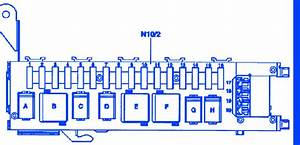 Mercedes Ml500 2006 Fuse Box  Block Circuit Breaker Diagram