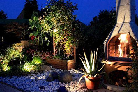 Beleuchtung Garten by Gartenbeleuchtung